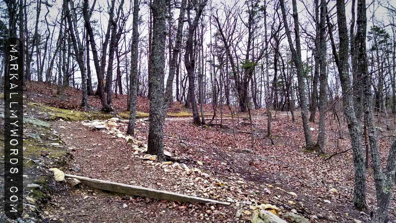 Occoneechee Mountain Trail