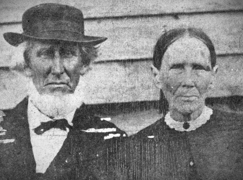 Anthony Cole and Susannah Browning Cole